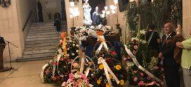 Homenaje de Alcoy a su Alcaldesa Perpetua