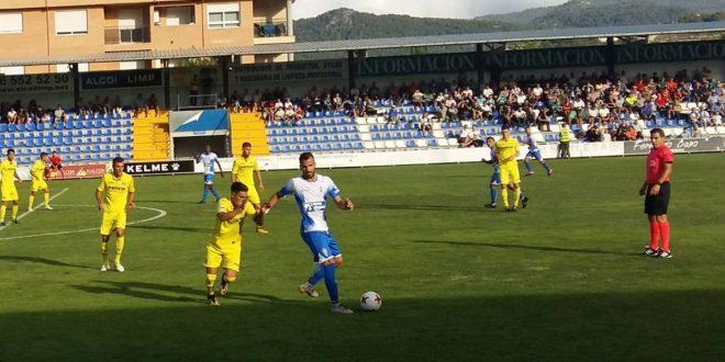 Alcoyano y Villareal B se reparten los puntos en El Collao