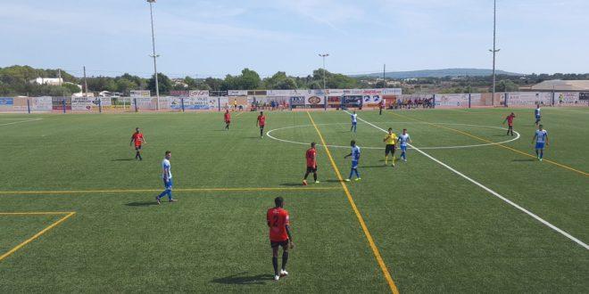 Ausencia de goles en el estreno de Galiana