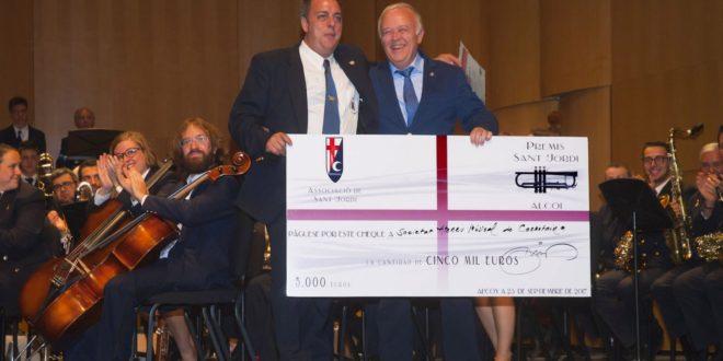 El Ateneu gana el Primer Premi Sant Jordi de Música Festera