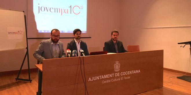 JOVEMPA abre la celebración de su décimo aniversario