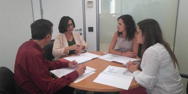 La Agència Valenciana de Turisme apostará por la promoción de la Fira de Cocentaina