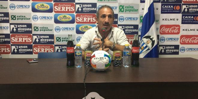 El Alcoyano tiene como reto ganar ante el Mallorca