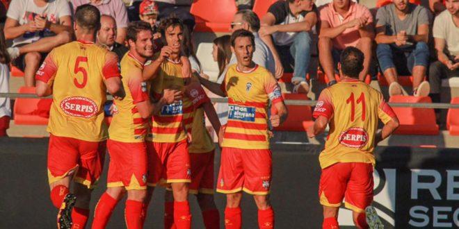 Reparto de puntos entre Alcoyano y Valencia Mestalla