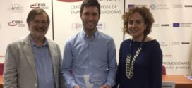 La empresa alcoyana AIUDO consigue el premio accésit del CEEI