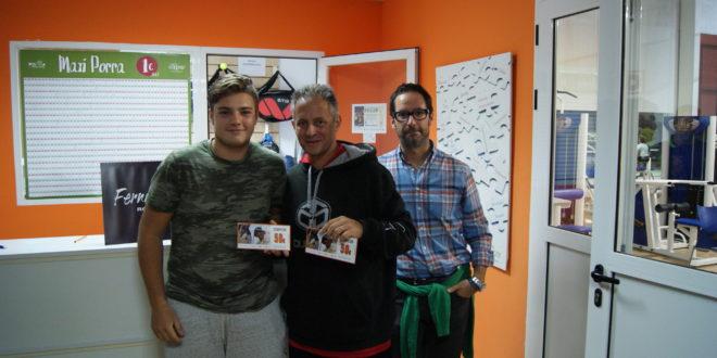 Éxito de participación en el VII Torneo de Pádel Ciudad de Alcoy