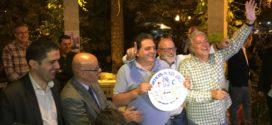 La Filà Vascos arrasa en el Concurso de Olleta del Mig Any