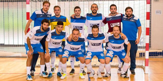 Tarde de presentaciones y goles para el Unión Alcoyana FS