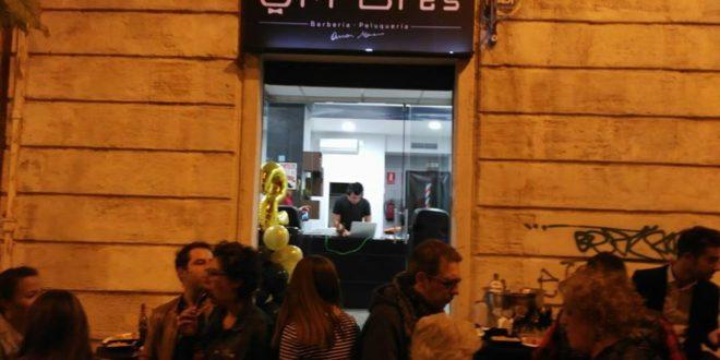 OM-Bres Barbería celebró su segundo aniversario