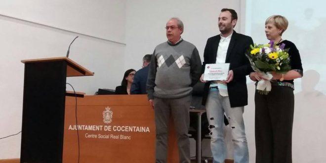 Cocentaina celebró la II Gala del Comercio Local