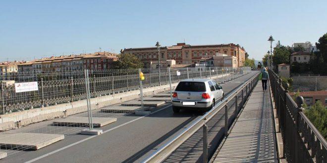 Las obras obligan a cortar de nuevo la circulación en El Viaducto
