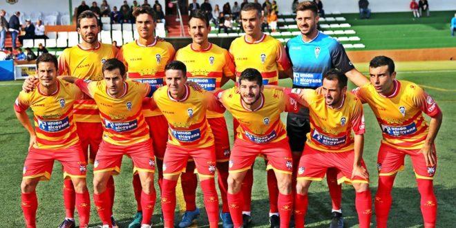 Empate sin goles del Alcoyano ante el Peña Deportiva