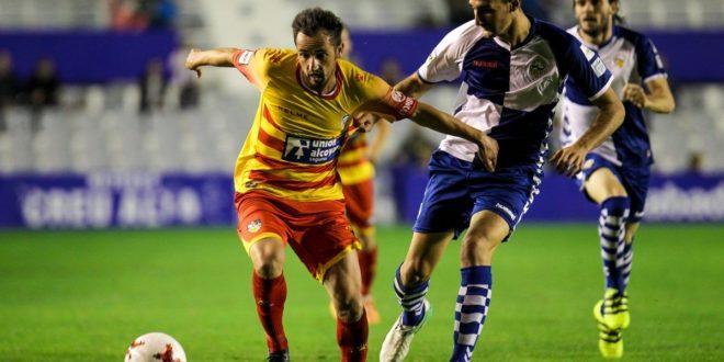 El Alcoyano no puede con el Sabadell