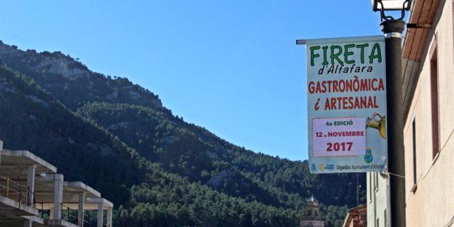 Alfafara celebra la tradicional Fireta de Santa Cecilia