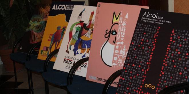 Óscar Climent gana el concurso del cartel anunciador de la Cabalgata de Alcoy