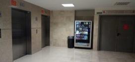 Una sala de espera en condiciones para el quirófano del Hospital La Fe