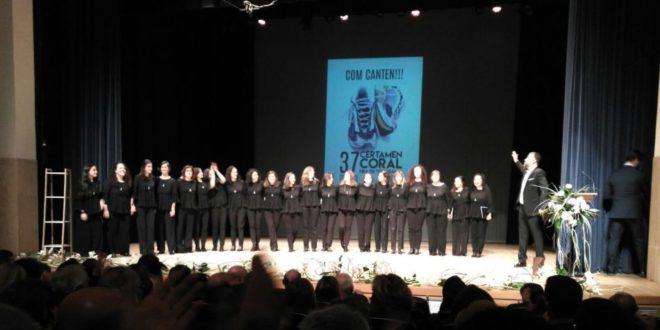El Coro Alaia Ensemble vence en el 37 Certamen Coral Fira de Tots Sants