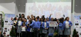 San Vicente de Paúl gana el XII Certamen Escolar de Villancicos de Cope Alcoy