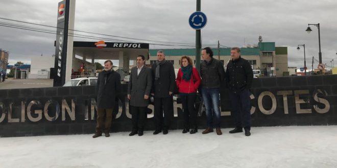 La Generalitat aumenta la financiación para la mejora de los Polígonos
