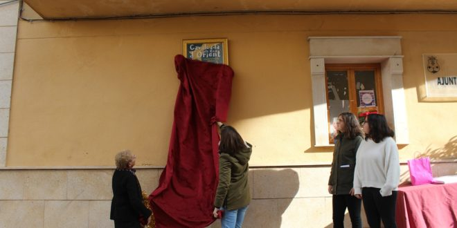 Alfafara ya tiene cartel anunciador de la Cabalgata de los Reyes Magos