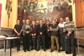 La Magenta presentó el CD que recoge las Embajadas de Alcoy