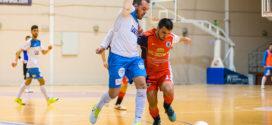 El Unión Alcoyana FS empieza el año con victoria ante el Albatera