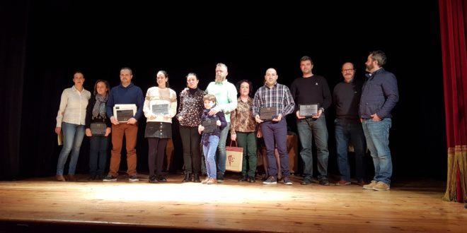 Entregados los premios del Concurso de Belenes de Alcoy