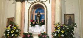 Alcoy rinde su particular homenaje a San Antonio Abad