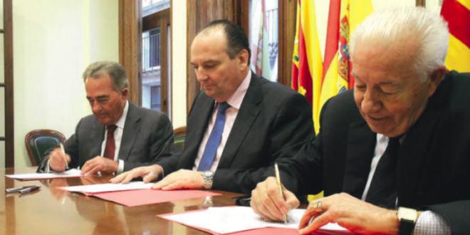 La Cámara de Comercio de Alcoy prestará también servicio a la comarca