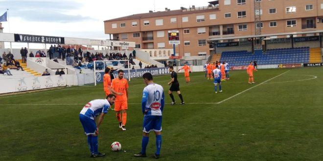 El Alcoyano arranca el año con derrota en El Collao frente al Llagostera