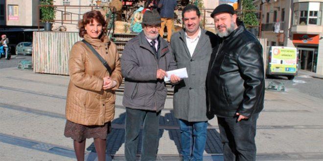 El 'poble' recauda 2.000 euros para el Economato de Cáritas Alcoy
