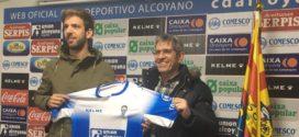 El Alcoyano anuncia la incorporación de Mario Arques
