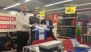 Gonzalo Poley firma con el Alcoyano hasta final de temporada