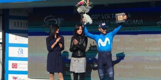 Alejandro Valverde consigue la victoria en Las Canteras de Cocentaina