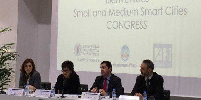 Arranca el Congreso sobre pequeñas y medianas Smart Cities