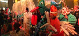 Alcoy vive un multitudinario Carnaval en plena Cuaresma