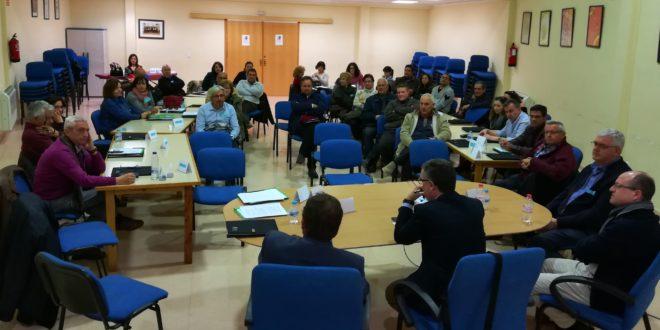 Los Jueces de Paz de la comarca se forman en Muro