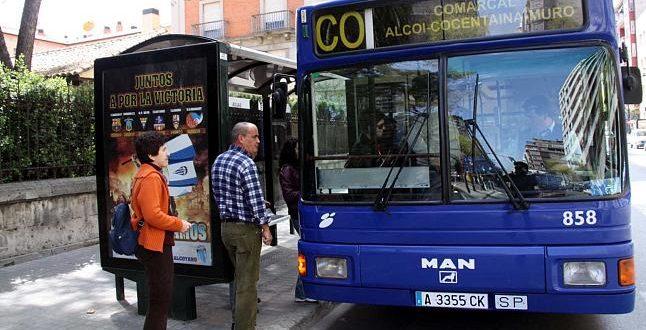 Un proyecto para mejorar el transporte en autobús de la comarca