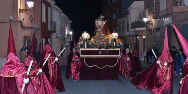La Procesión del Santo Entierro llena de fervor las calles de Muro