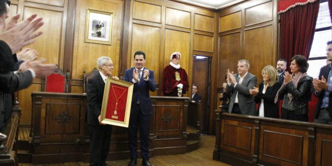 El Círculo Industrial recibe la Medalla de Oro de Alcoy