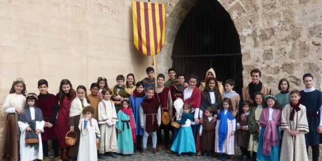 Carmelitas recuerda los 762 años de la Fundación de Alcoy