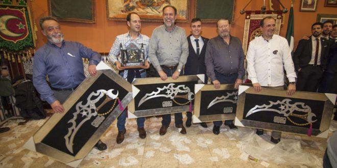 La Filà Magenta celebra el Ensayo del Alférez 2018