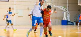 El Unión Alcoyana FS se quedó a las puertas de la victoria en Albatera
