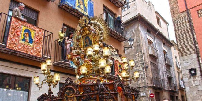 Cocentaina inicia la Semana de Exaltación de la Mare de Déu del Miracle