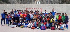 Gran éxito de la Primavera Deportiva del Unión Alcoyana FS