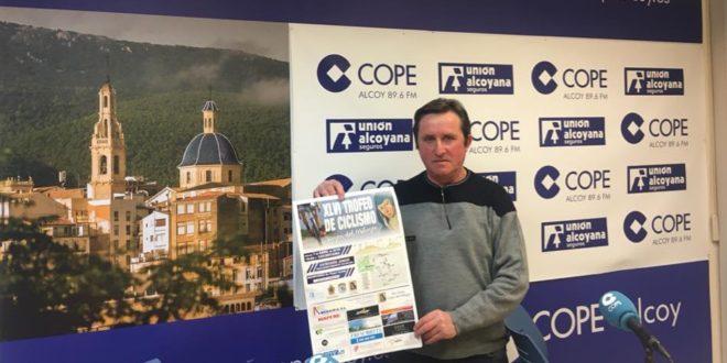 Llega a Cocentaina la XLVI edición del Trofeo de Ciclismo Virgen del Milagro