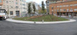 La nueva rotonda del Collao ya está abierta al tráfico