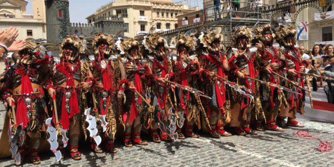 Alcoy recibió a más turistas durante el fin de semana de las Fiestas