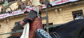 Los cristianos sellan su victoria en el castillo