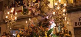 Alcoy honra la memoria de San Jorge